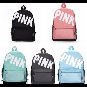 *Pink* Victoria Secret Backpack